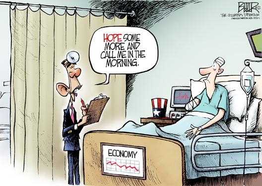 Sick economy, clueless doctors | Business Line
